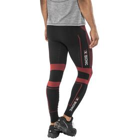 X-Bionic Effektor Power OW - Pantalones largos running Hombre - rojo/negro
